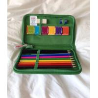 Buy cheap Customized Kids Stationery Set Zip Around Pencil Case from wholesalers