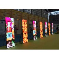 Buy cheap P2 / P2.5 / P3 Wall Poster LED Advertising Box Full Color ISO 9001 Approved from wholesalers