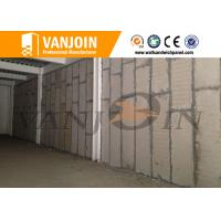 Buy cheap 120MM Sound Insulation EPS Cement Sandwich Panel For School And Hospital Buildings from wholesalers