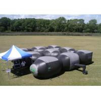 Buy cheap PVC Material Mobile Laser Tag Inflatable Laser Maze For  Indoor Or Outdoor from wholesalers