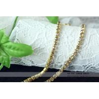 Buy cheap crysral cup chain china factory price,size ss6-ss38 cup chain crystal,cup chain rhinestones for lady clothing,jx0721 from wholesalers