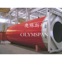 Buy cheap Horizontal Heating Thermal Oil Boiler Electric For Wood , Safe Monitor Device product