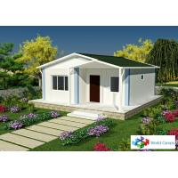 Buy cheap modern cheap prefab homes new fast house concrete prefab light steel villa from wholesalers