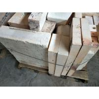 Buy cheap Dense fused cast zirconia corundum bricks used for glass melting oven from wholesalers