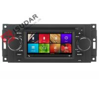 Buy cheap Capacitive Touch Screen Chrysler 300c Dvd Player , Multimedia Car Entertainment product