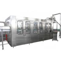 Buy cheap High Capacity Automatic Drink Production Line 8000BPH With CE Certificate from wholesalers