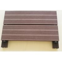Buy cheap 2016 wpc decking ( flooring) 22*145mm from wholesalers