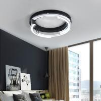 Buy cheap Led Ceiling Lights For Wedding Room Light Fixtures indoor Lighting lamparas de techo with Lampshade ceiling lamp from wholesalers