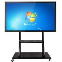Buy cheap Floor Stand Movable Touch Screen LCD Monitor Support Windows/Android For Teaching from wholesalers