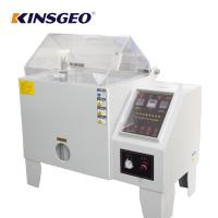 Buy cheap 600L Salt Spray Testing Services , Salt Spray Corrosion Test Chamber For Painting from wholesalers