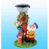 Buy cheap Solar Garden Figurine Lamps,Festival Lights LED from wholesalers