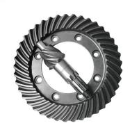 Buy cheap UTB 6.41 Spiral Bevel Gear Manufactures for Tractor from wholesalers