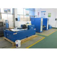 Buy cheap Electrodynamics Vibration Test equipment High Frequency Vertical+ Horizontal Vibration Test Bench product