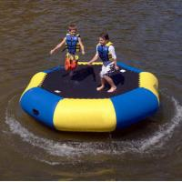 Buy cheap 10ft water trampoline from wholesalers