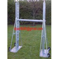 Buy cheap Cable Drum Handling& Cable Drum Lifting Jacks from wholesalers