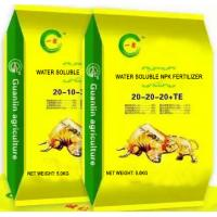 Buy cheap Water Soluble Fertilizer NPK 20-10-30+TE from wholesalers