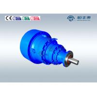 Buy cheap Conveyor Industrial Planetary Gearbox Cast Iron , Solid Shaft Mounted from wholesalers