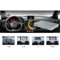 Buy cheap 2012 - 2016 Audi A1 / Q3 Media Interface with Touch Navigation and DVD from wholesalers