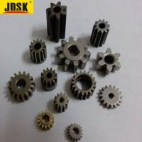 Buy cheap Powder metal sintering metal pinion gears wheel small differential gear from wholesalers