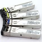 Buy cheap Fiber Optic Module Transceiver,1.25G bidi SFP transceiver, Cisco compatible,3km-80km from wholesalers