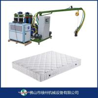 China The sofa and bed mattress memory flexible Polyurethane PU Foam Machine on sale