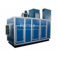 Buy cheap Food Industrial Desiccant Rotor Dehumidifier Equipment PLC Control from wholesalers