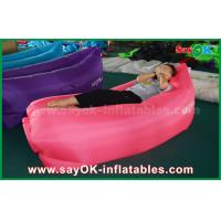 Buy cheap Light Weight Waterproof Inflatable Sleeping Air Bag With Pockets from wholesalers