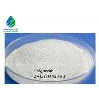 Buy cheap CAS 148553-50-8 Local Anesthesia Drugs Pregabalin Fit Antiepileptic And Antagonist from wholesalers