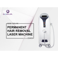 Buy cheap 13X13mm2 Painless 10Hz 808nm Lady Hair Removal Machine from wholesalers