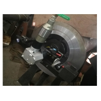 Buy cheap Resurfacing Pipe And Tube Portable Flange Facer from wholesalers