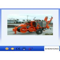 7 Grooves Hydraulic Puller Tensioner Overhead Line Stringing Equipment