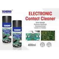 Buy cheap Electrical Contact Cleaner For Precision Instruments / Equipment / Components from wholesalers
