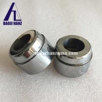 Buy cheap Customized tungsten carbide precision parts with different shape from wholesalers