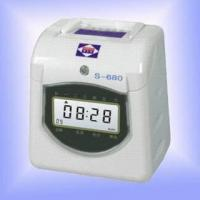 Time Recorder Aibao Brand S-680