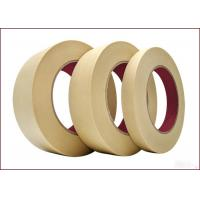 Buy cheap High Temperature Masking Tape For Bundling / Painters Masking from wholesalers