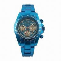 Buy cheap Aluminum Fashionable Watch with Miyota OS20 Movement from wholesalers