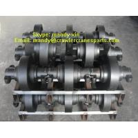 Buy cheap SANY SCC500 Track/Bottom Roller for crawler crane undercarriage parts from Wholesalers