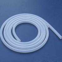 Buy cheap custom size silicone rubber tubing silicone tube silicone hose,odorless,FDA/REACH GRADE Feeding tube from wholesalers