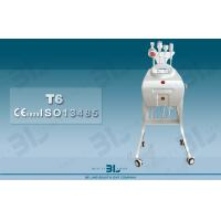 Buy cheap 10Mhz Cavitation RF Tripolar Radio Frequency Machine For Weight Loss from wholesalers
