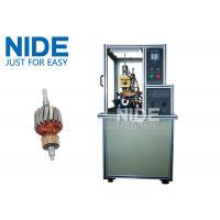 Modular And Precise Armature Commutator Hook Welding and Fusing Machine