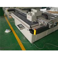 Buy cheap Ecnomic Costs Plastic Sheet Cutting Machine With Integrated Vacuum Table from wholesalers