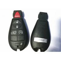 Buy cheap Jeep Grand Cherokee 2011-2013 4+1 Button FOBIK FCC ID IYZ-C01C Jeep Remote product