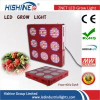 China Indoor 600 Watt Led Plant Grow Lights Full Spectrum Advanced Efficient Grow Lights on sale