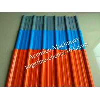 Buy cheap Multi-color, multi-pattern PVC color steel roofing tiles building materials product