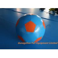 Buy cheap Durable PVC Football Soccer Ball Inflatable Sport Games 80cm Diameter from wholesalers