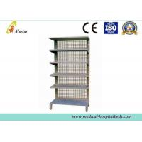 Buy cheap Standalone Stainless Steel Metal Medical Cabinet Single Side Storeroom Medicine Shelf (ALS-CA018) from wholesalers