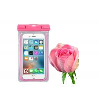 Buy cheap Luminous Waterproof Phone Bag Case for iPhone 6 Plus 5.5 Inch , Cell Phone Accessories from wholesalers