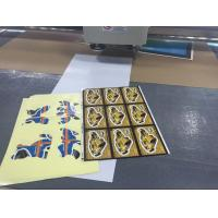 Buy cheap Sticker Decal Labels Half Cut Without Cutting Release Paper Plotter Machine from wholesalers