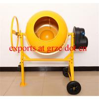 Buy cheap 200Liter Drum 67Liter Mixing Capacity Electric Cement Concrete Mixer for Sale from wholesalers