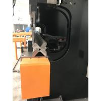 Buy cheap 7.5kw 2500mm Multi-Axis CNC Hydraulic Press Brake 100t For Steel Tower / Truck Carriage from wholesalers